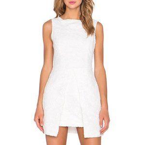 ELLIATT White RevolveLace Mini Dress Size Small